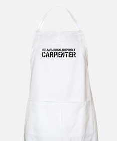Feel Safe With A Carpenter BBQ Apron
