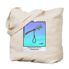 #11 Disappointing branch Tote Bag