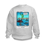 #14 Ellis Island Kids Sweatshirt