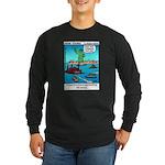#14 Ellis Island Long Sleeve Dark T-Shirt