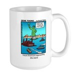#14 Ellis Island Large Mug