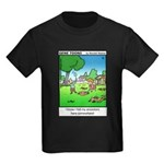 #15 Hid my ancestors Kids Dark T-Shirt