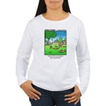 #15 Hid my ancestors Women's Long Sleeve T-Shirt