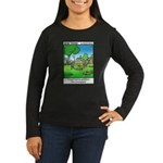 #15 Hid my ancestors Women's Long Sleeve Dark T-Sh