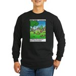 #15 Hid my ancestors Long Sleeve Dark T-Shirt