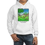 #15 Hid my ancestors Hooded Sweatshirt