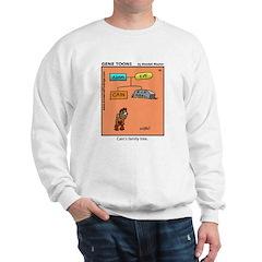 #16 Cain's family tree Sweatshirt