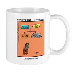#16 Cain's family tree Mug