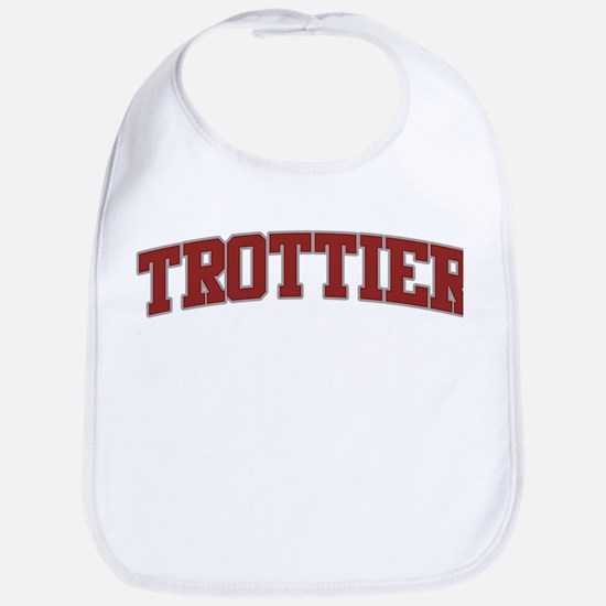 TROTTIER Design Bib