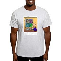 #21 Where's ancestor T-Shirt
