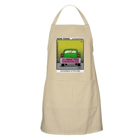 #22 On the road BBQ Apron