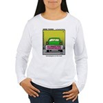 #22 On the road Women's Long Sleeve T-Shirt