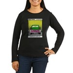 #22 On the road Women's Long Sleeve Dark T-Shirt