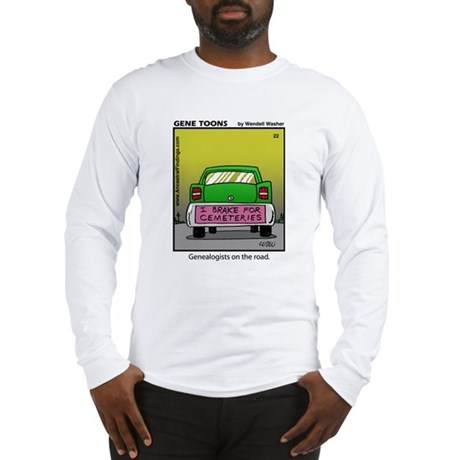 #22 On the road Long Sleeve T-Shirt