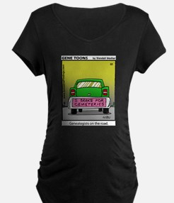 #22 On the road T-Shirt