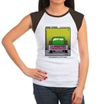 #22 On the road Women's Cap Sleeve T-Shirt