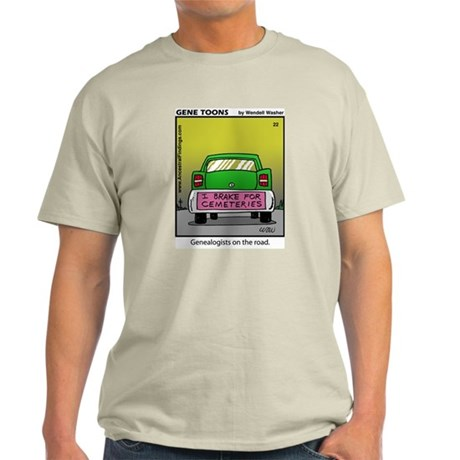 #22 On the road Light T-Shirt