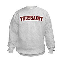 TOUSSAINT Design Sweatshirt