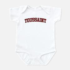 TOUSSAINT Design Infant Bodysuit