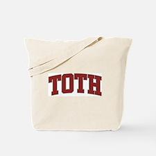 TOTH Design Tote Bag