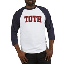 TOTH Design Baseball Jersey
