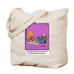 #24 Time machine Tote Bag