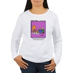 #24 Time machine Women's Long Sleeve T-Shirt
