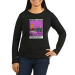 #24 Time machine Women's Long Sleeve Dark T-Shirt