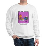 #24 Time machine Sweatshirt