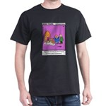 #24 Time machine Dark T-Shirt