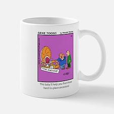 #24 Time machine Mug
