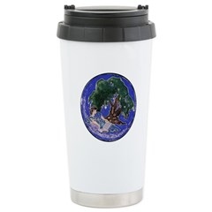 Dreamy Afternoon Stainless Steel Travel Mug