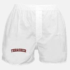 THRASHER Design Boxer Shorts
