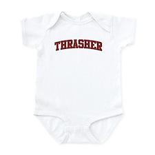 THRASHER Design Infant Bodysuit