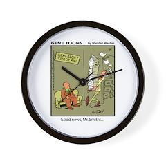 #26 Good news Wall Clock