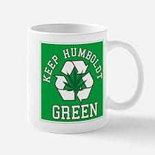 Keep Humboldt Green Mug