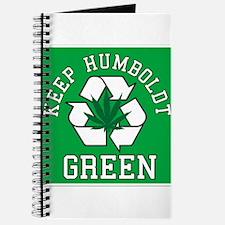 Keep Humboldt Green Journal