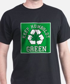 Keep Humboldt Green T-Shirt