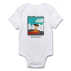 #27 In this life Infant Bodysuit