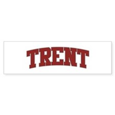 TRENT Design Bumper Bumper Sticker