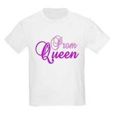 "Prom Queen ""Label Me"" Kids T-Shirt"