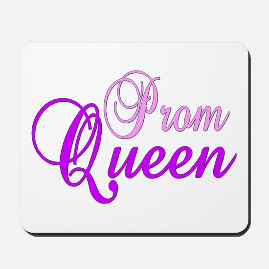 "Prom Queen ""Label Me"" Mousepad"