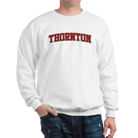 THORNTON Design Sweatshirt