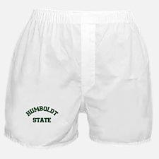 Humboldt State Boxer Shorts