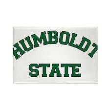 Humboldt State Rectangle Magnet