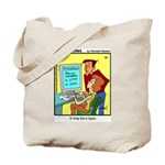 #30 Typo Tote Bag