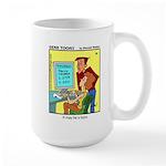 #30 Typo Large Mug