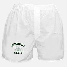 Humboldt Pot State Boxer Shorts