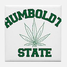 Humboldt Pot State Tile Coaster