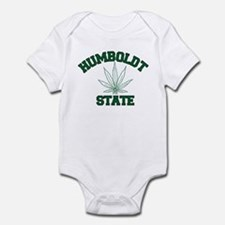 Humboldt Pot State Infant Bodysuit